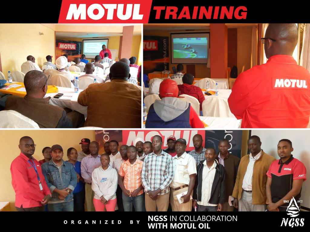 Motul Training