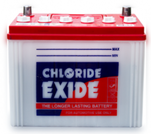 Chloride Exide NS40