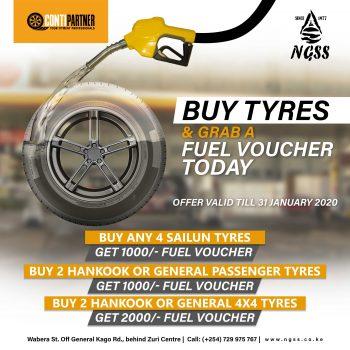 Fuel Voucher Offer