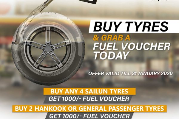 Fuel Voucher Offer