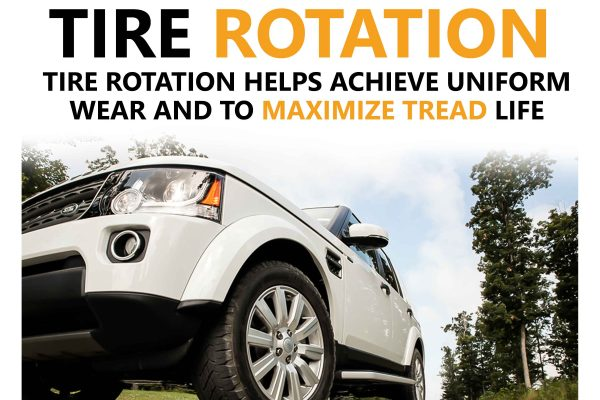 Tire Rotation Poster